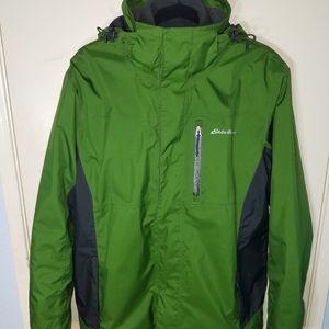 NWOT Eddie Bauer Weatheredge 3pc jacket